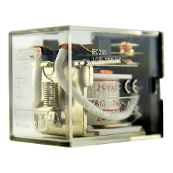 Реле управляющее промежуточное Энергия LY-2 AC 24 / Е0403-0002